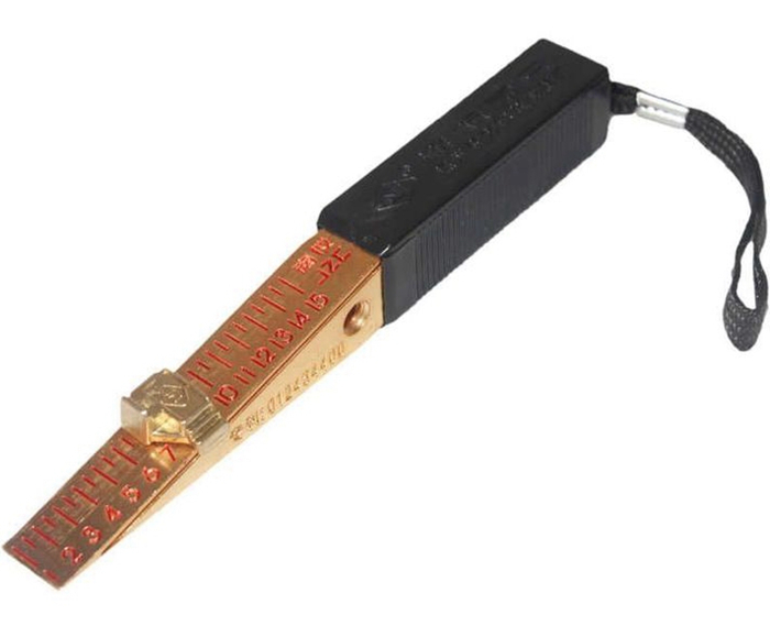 验房时常用其检测电路线径是否达标 非接触式验电笔是电工常用的一种
